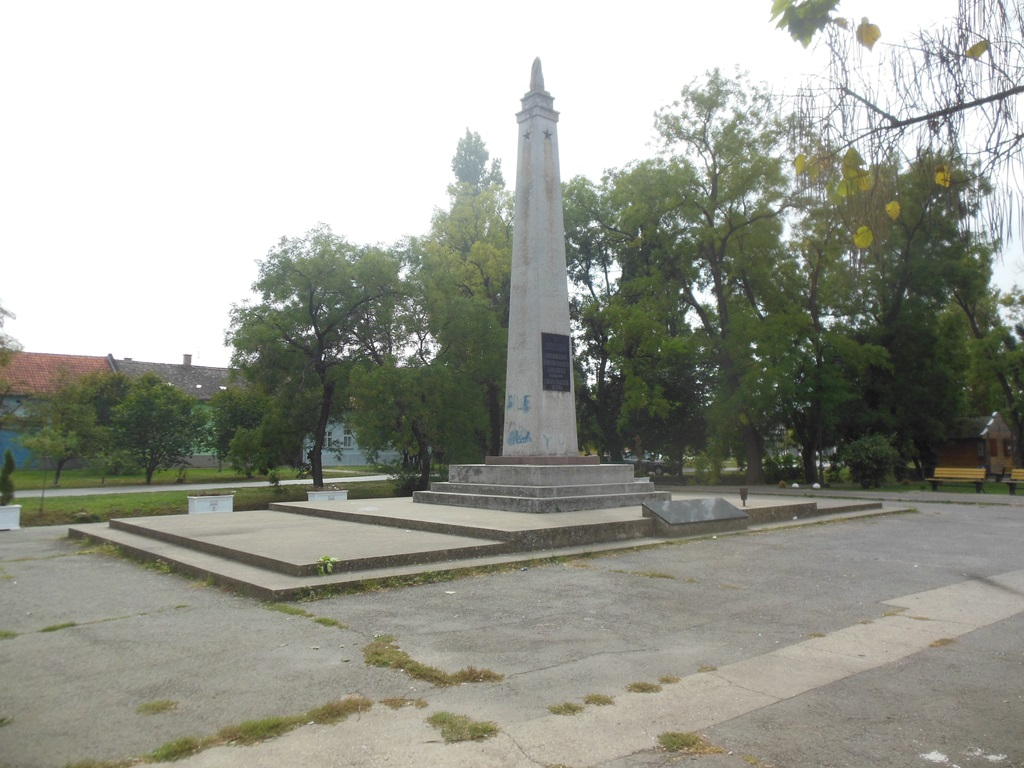 Pomník padlým 1941-45