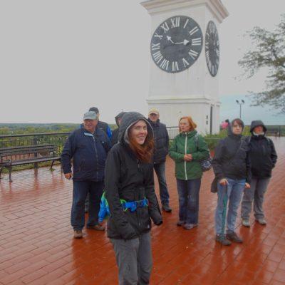 Muzejníci v pevnosti Petrovaradin