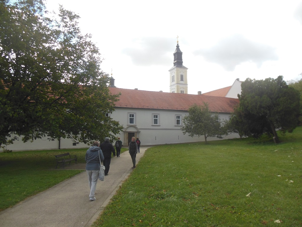 Cestou ke klášteru