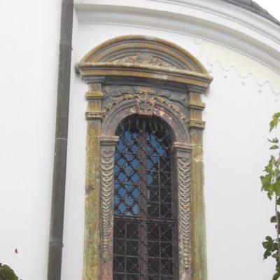 Okno kostela