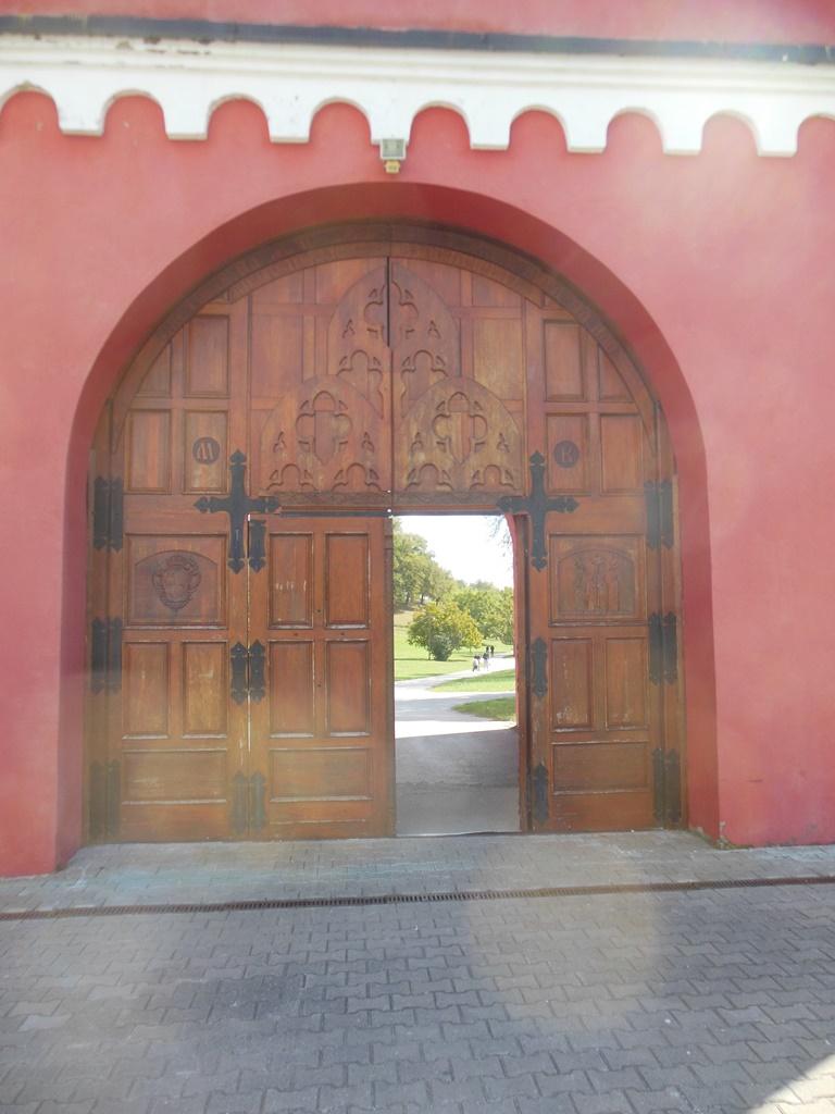 Vstupní vrata