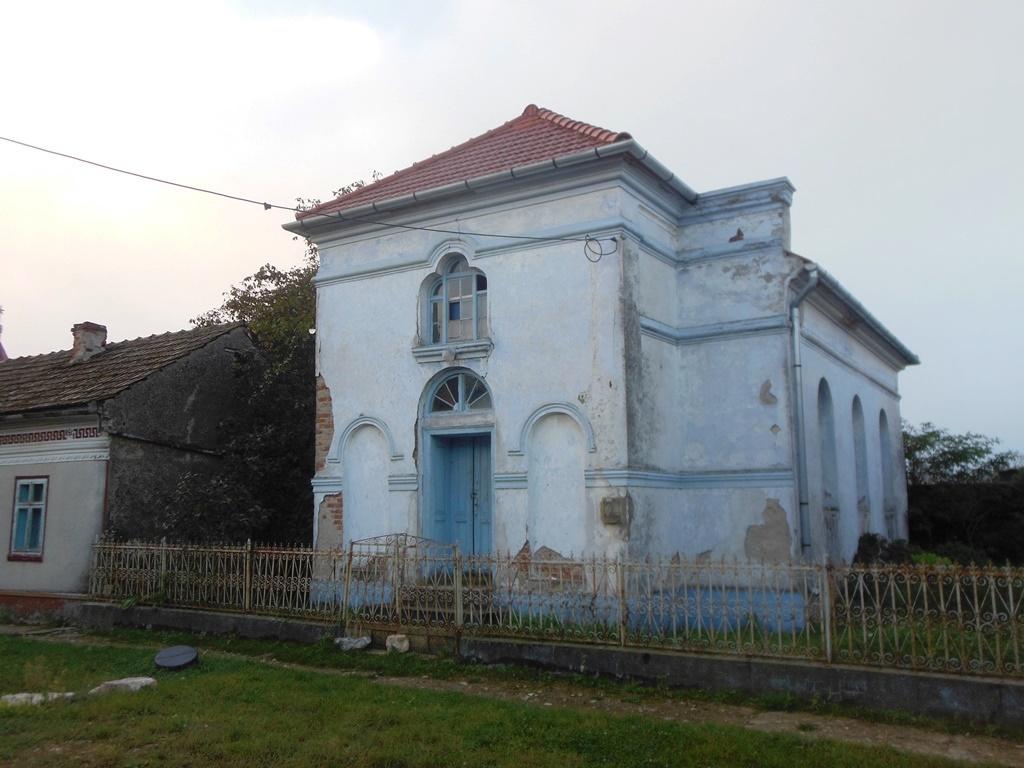 Starý baptistický kostel