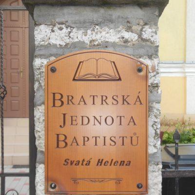 Bratrská jednota Baptistů