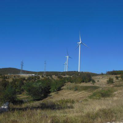 Větrný park