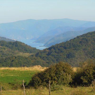 Výhled na Dunaj