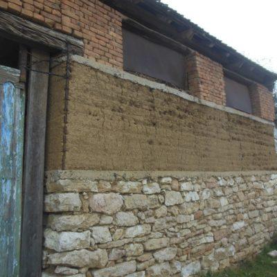 Stavba z vepřovic