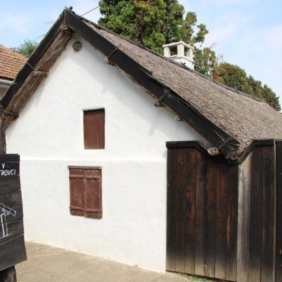 Nejstarší dům v Petrovci