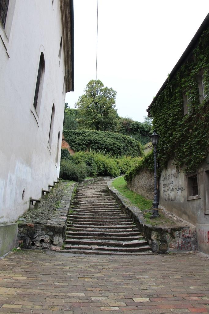 Cesta k pevnosti