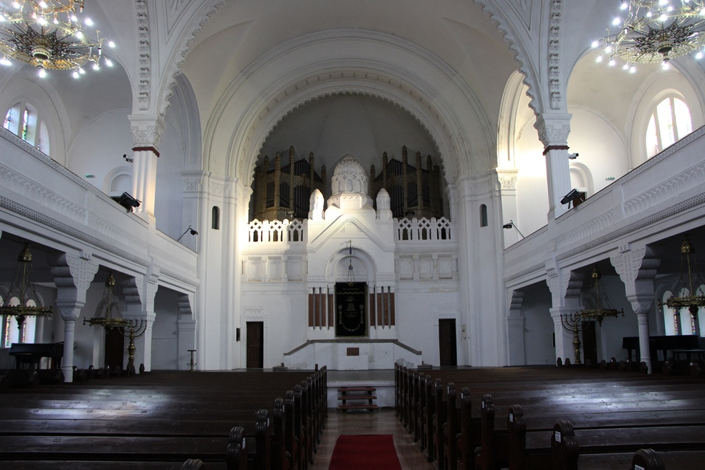 Novosadská synagoga