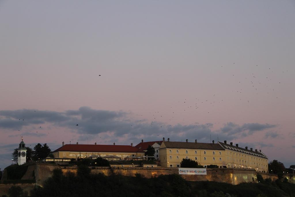 Pevnost Petrovaradin