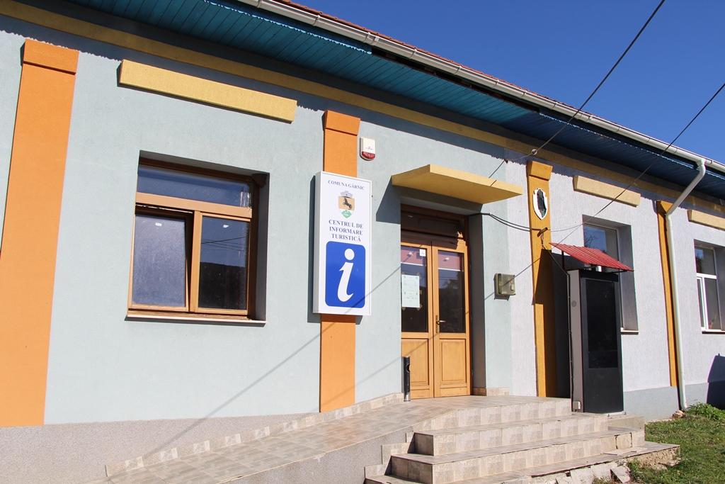 Gerník - informační centrum
