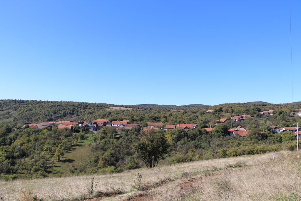 Pohled na Gerník