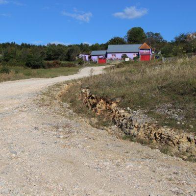 Cestou do Rovenska