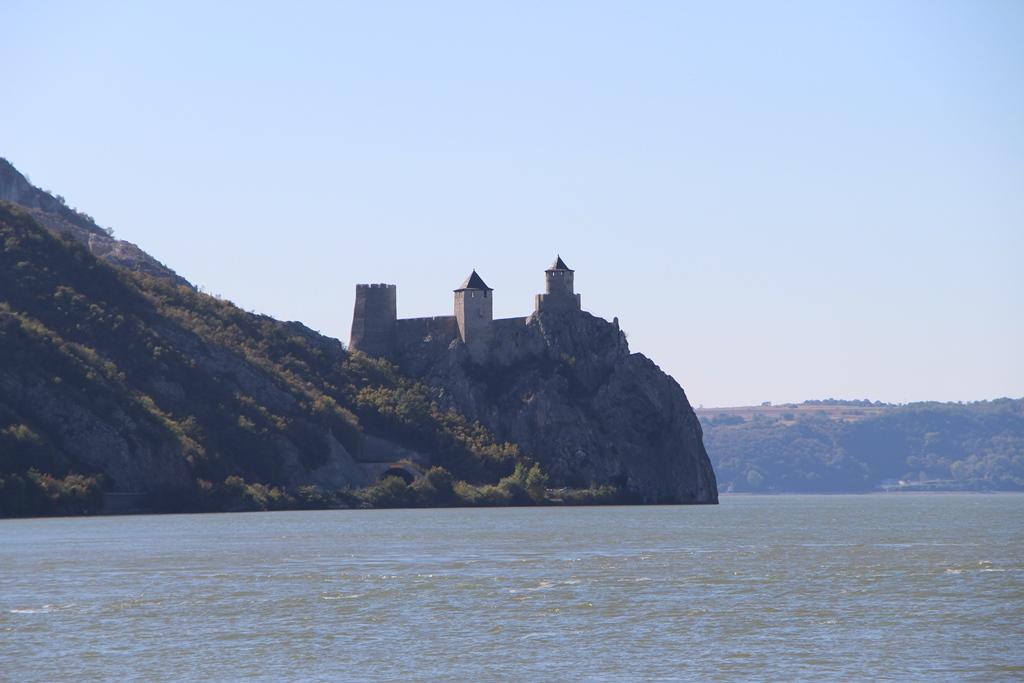 Pevnost Golubac