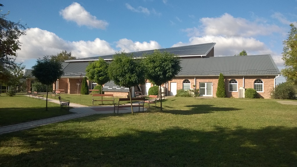 Baptistický kostel