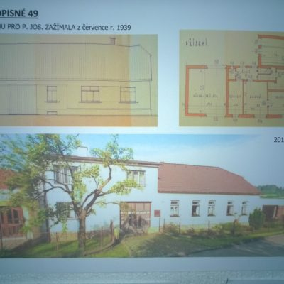 Přestavba domu č. 49