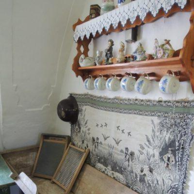 Malé muzeum na galerii