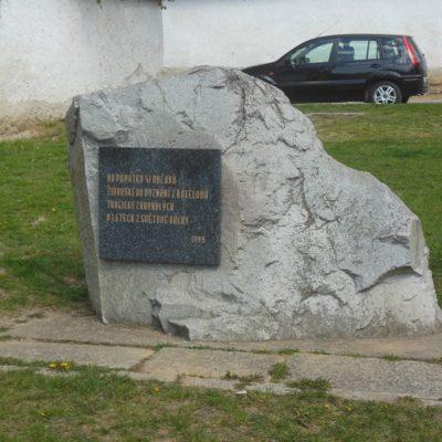 Památník židovských obětí