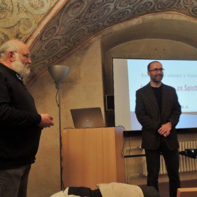 Zahájení přednášky