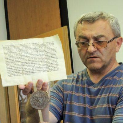 Listina z 15. století