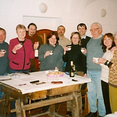 Muzejní schůzka 16. 2. 2005