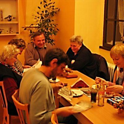 Muzejní schůzka 17. 3. 2007