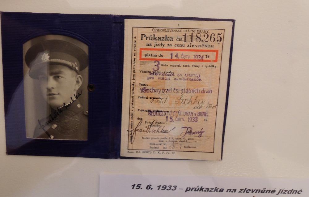 Lichkova legitimace