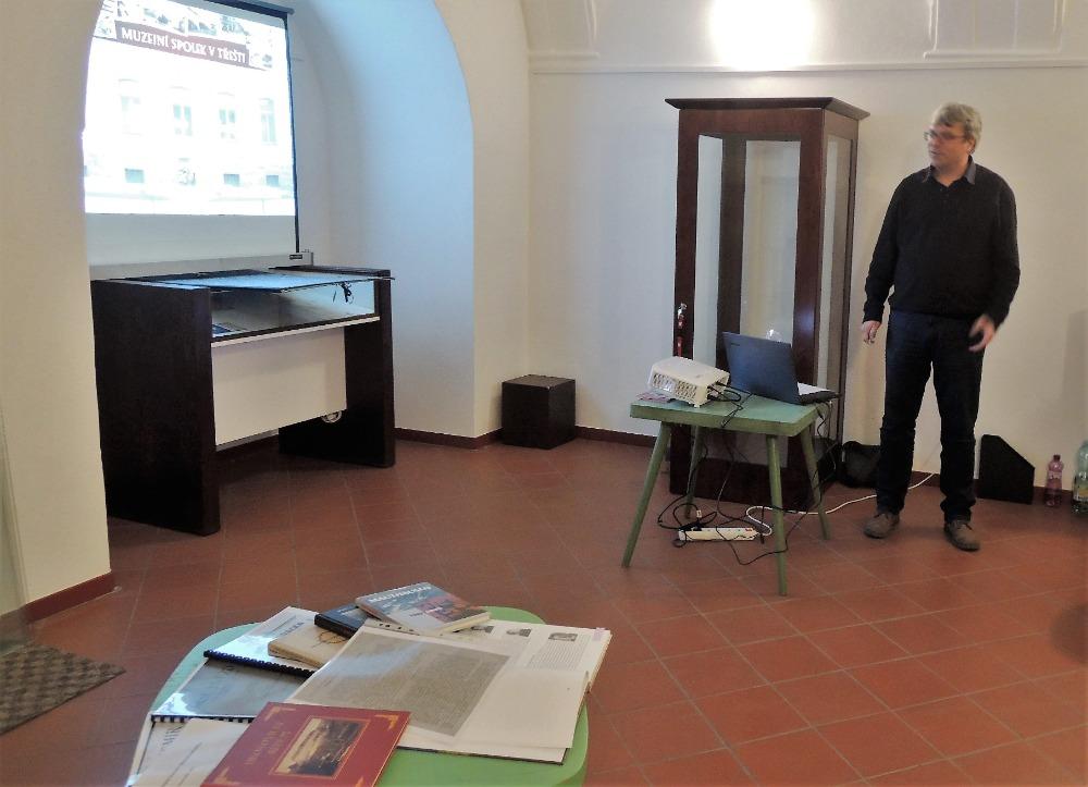 Přednáška V. Budaře