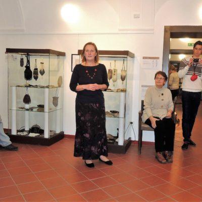 Proslov vedoucí muzea