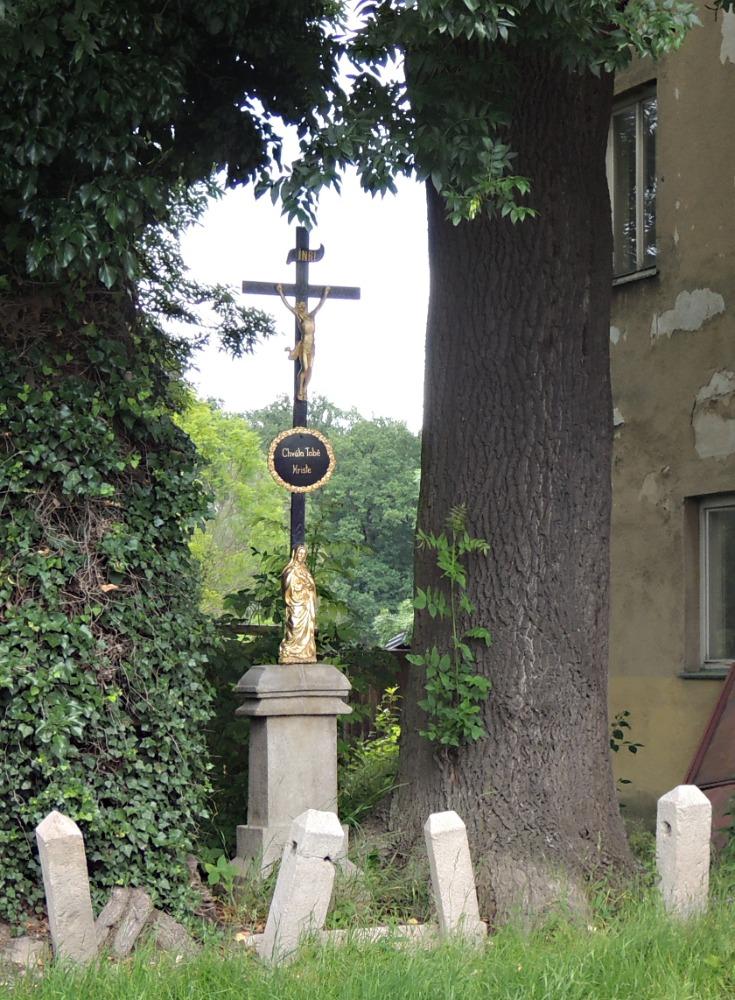 Kříž - 1857