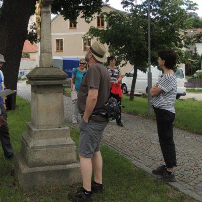 Krechlerův kříž Na Hrázi